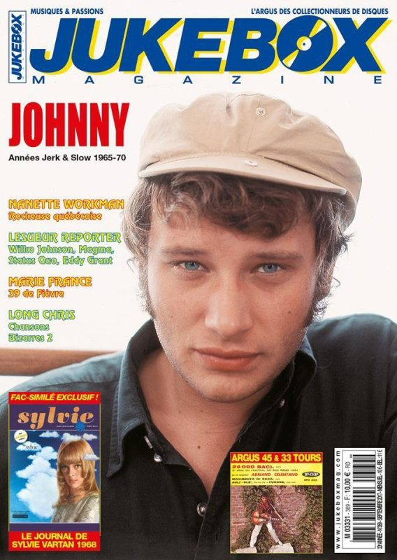 JUKEBOX Magazine N°369 de septembre 2017
