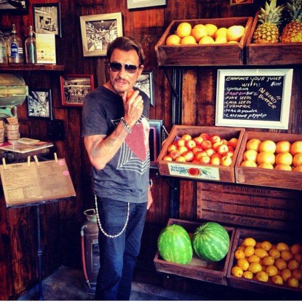 5 fruits 🥝 et légumes par jour !