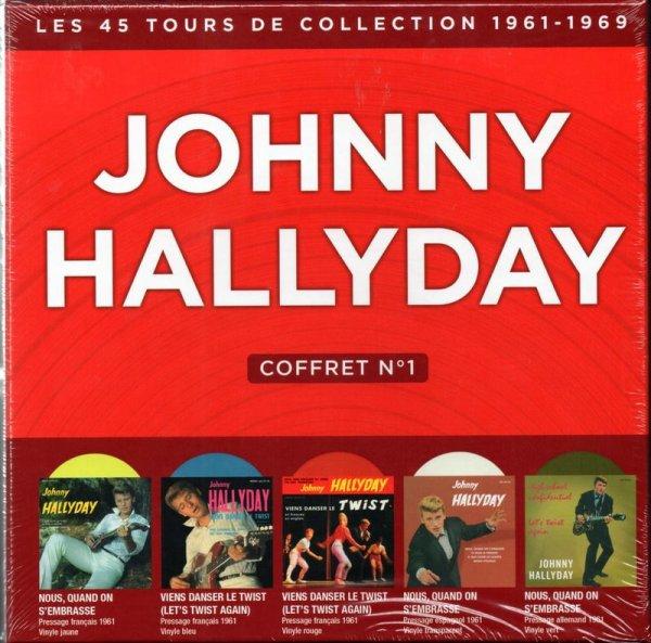 Les 45 tours de Collection - 1961/1969