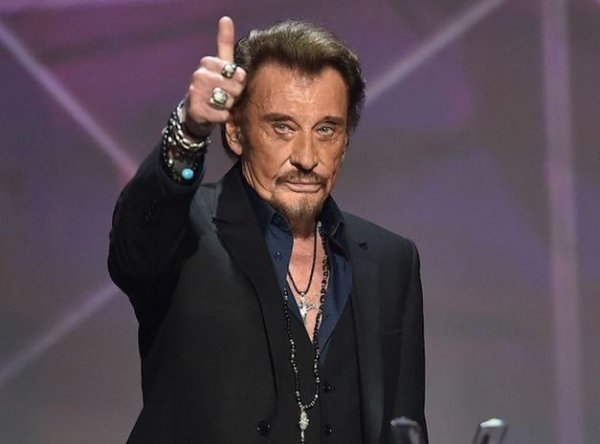"""Le prochain album de Johnny sera magnifique"""