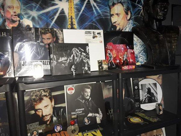 Collection fan de Johnny