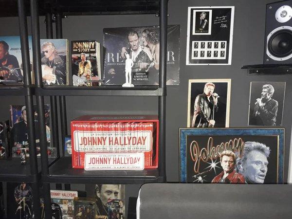 Collestion fan de Johnny,suite et fin
