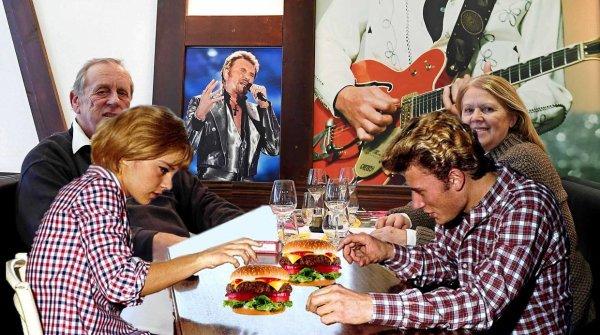 A LA TABLE DE JOHNNY A SELESTAT
