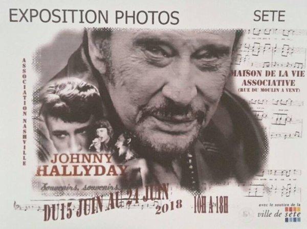 Exposition Photos Johnny Hallyday