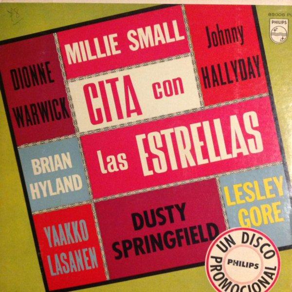 Le vinyl du jour . Argentine 1965 . 33 t Promo Hors commerce