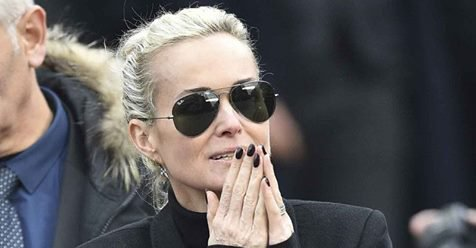 Laeticia Hallyday : à Paris, elle va retrouver cet homme qui lui donne confiance...