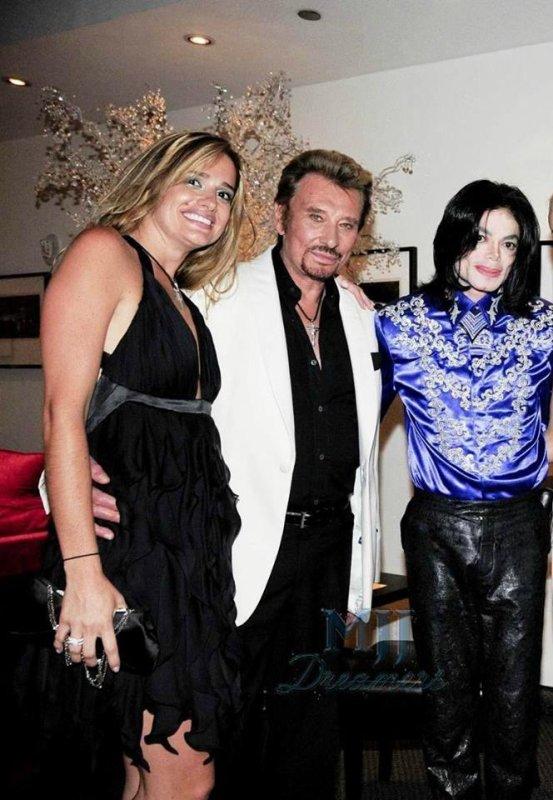 Johnny et ses amis