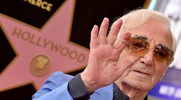 Charles Aznavour mort : Il vient de nous quitter à l'âge de 94 ans.