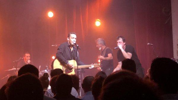 Sosie vocal de Johnny :  Jean-Baptiste Guegan «a chanté 'Oh Marie' et j'ai pleuré», raconte Michel Mallory