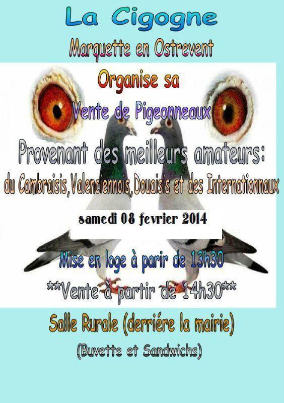 info vente 2014