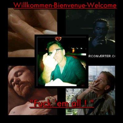 """Willkommen-Bienvenue-Welcome... Fremder-Etranger-Stranger (Hommage au film """"Cabaret"""")"""