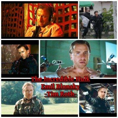 FILM : The incredible hulk.