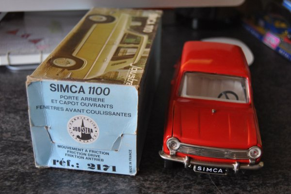 SIMCA 1100 FRICTION