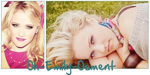 OMG c'est Emily Osment : Elle et magnifique !