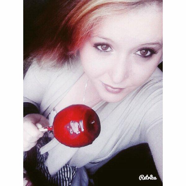 Pomme d'amour !