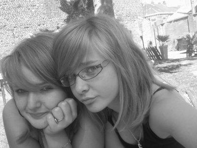 ♥ Mon amour de petite soeur & moi ♥