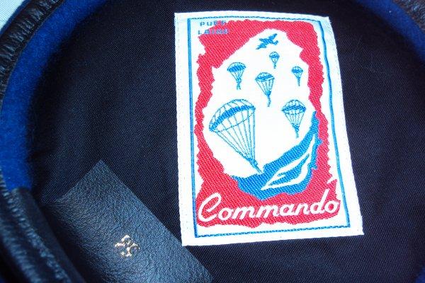 Béret Commando