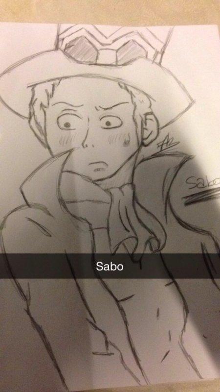 Dessins Sabo 2