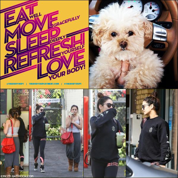 Photo Tumblr de Nessa. Photo Instagram d'Ash avec Maui. Résumé Photos de Nessa avec Stella le 20 Fév dans LA.