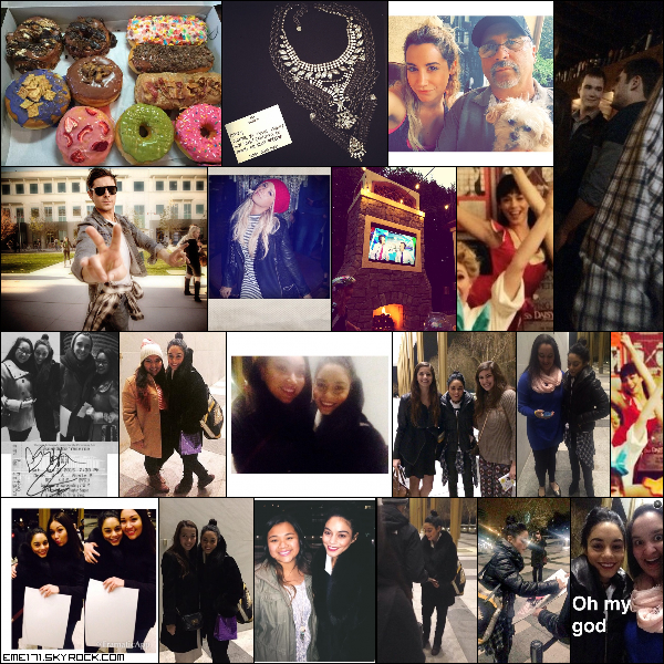 Twitpic, Photos Instagram et Perso d'Ash. Photo Perso et Fan de Zac. Photos Fans de Nessa à Washington.