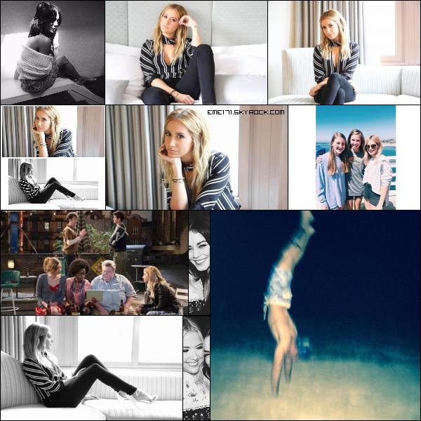 Photo Instagram de Nessa et Ash. Photo Shoot d'Ash de The New Potato de Danielle Kosann. Photo Fans d'Ash. Still de Clipped de l'épisode 5. Photo Instagram de Nessa et Zac.