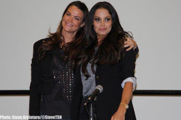 Trish et Lita