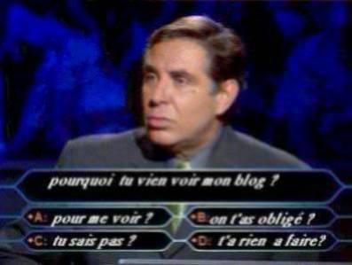pk tu est la ???