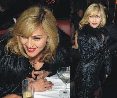 """Madonna était présente Dimanche Soir à la premiére du film """"A Single Man"""" au """"MOMA"""" à NEW YORK !!!!"""