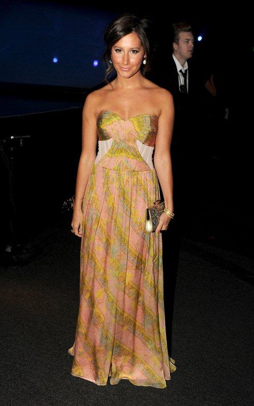 Ashely Tisdale La reine du style
