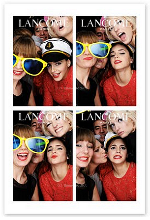 Tom Hiddleston Louise, Charlotte, Sophie & Will. Emma Watson !