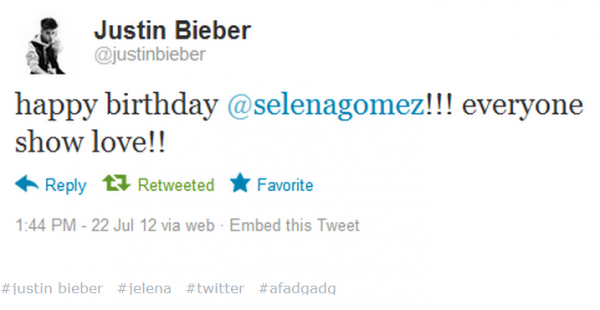 ♥ HAPPY BIRTHDAY SELLY ! WE LOVE YOU ♥