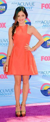 les plus belles robes aux teen Choice Awards 2012.
