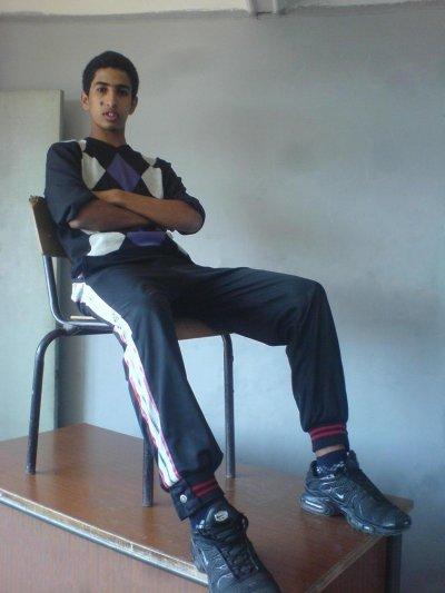me on school