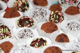 Petit rochet au chocolat