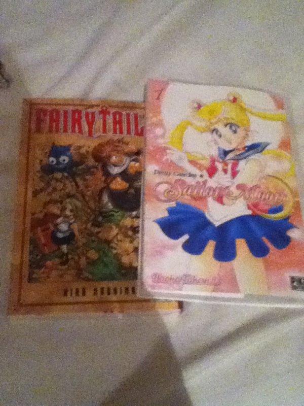 Mes cadeaux d'anniversaires de mes deux amies