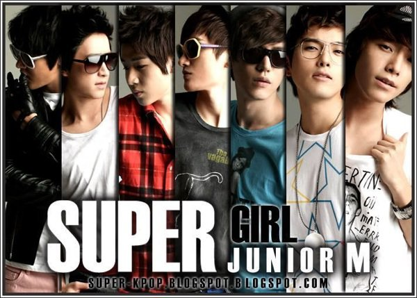 Super junior M super girl