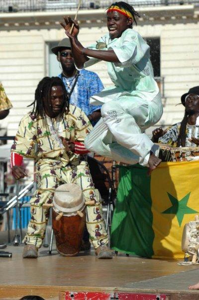 Cours de danse africaine Nantes:lekaremanding