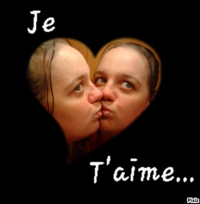 Pour toa mon amour et ma best ki me manke tant !!!!