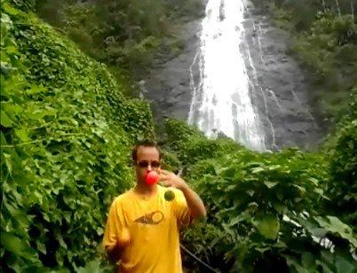 3 balles à la Réunion