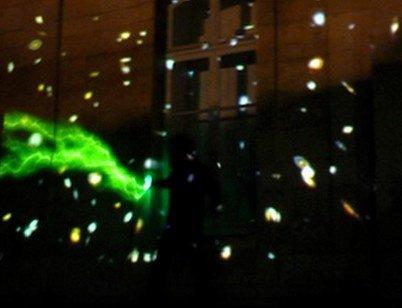 Spectacle Space Firefly Fêtes de la Tour Blanche 2014 Issoudun