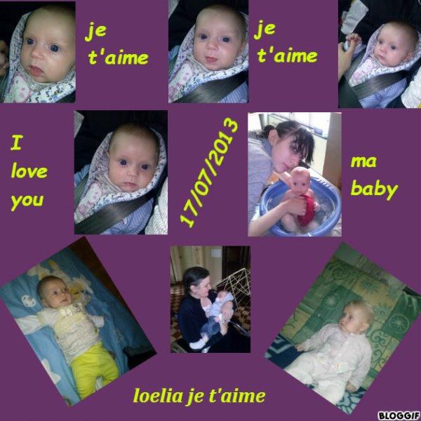 je t'aime mon amour!!!