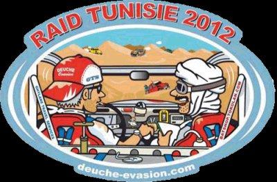 RAID TUNISIE 2012 c'est parti !