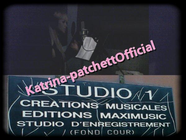 *- Nouveau projet de Katrina *-
