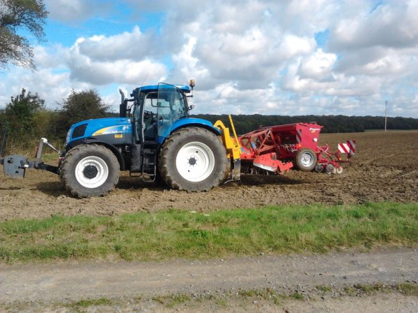 new holland t6080