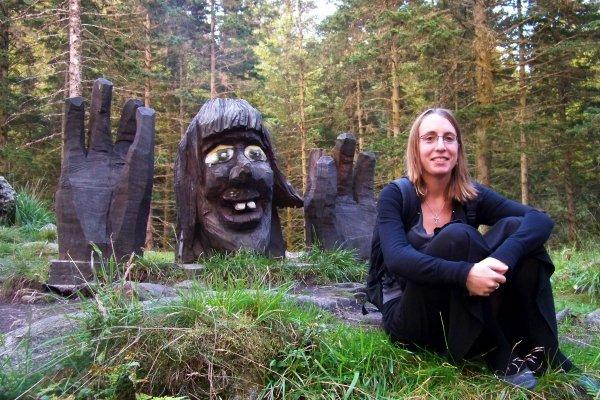 Første måneden i Norge