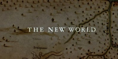 """The New World"" de Terrence Malick"