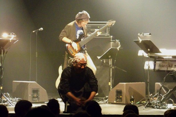Nobuo Uematsu en concert à Paris