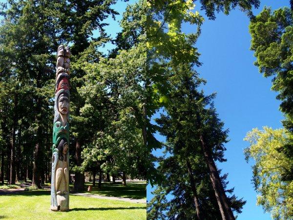 Canada ouest, Colombie-Britannique (juin 2013) - Victoria
