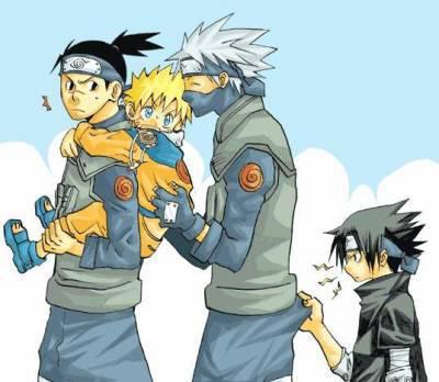 Iruka X Naruto Yaoi Fanfiction   Anime Wallpaper