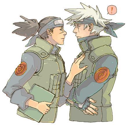 Blog de kakairu - Page 21 - Kakashi et Iruka - Skyrock.com